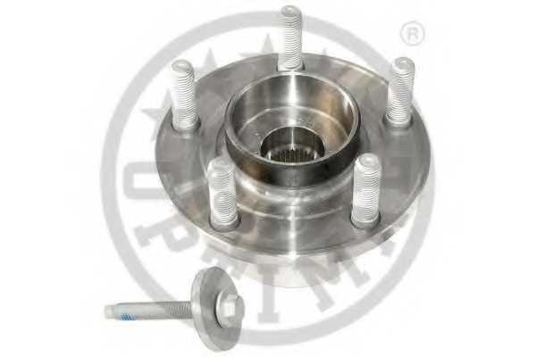 Комплект подшипника ступицы колеса OPTIMAL 891667 - изображение 1