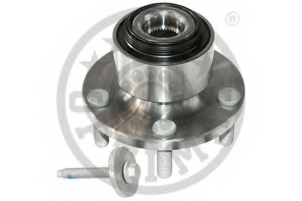 Комплект подшипника ступицы колеса OPTIMAL 891667 - изображение