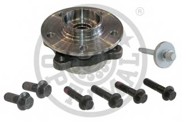 Комплект подшипника ступицы колеса OPTIMAL 891758 - изображение 1