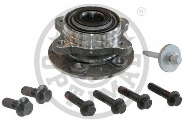 Комплект подшипника ступицы колеса OPTIMAL 891758 - изображение