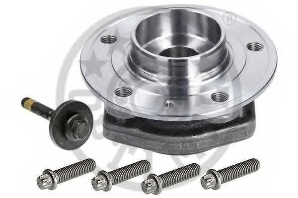 Комплект подшипника ступицы колеса OPTIMAL 891869 - изображение 1