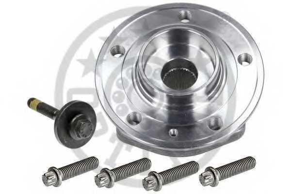 Комплект подшипника ступицы колеса OPTIMAL 891869 - изображение 2