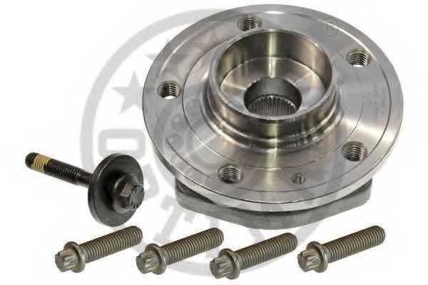 Комплект подшипника ступицы колеса OPTIMAL 891869 - изображение 4