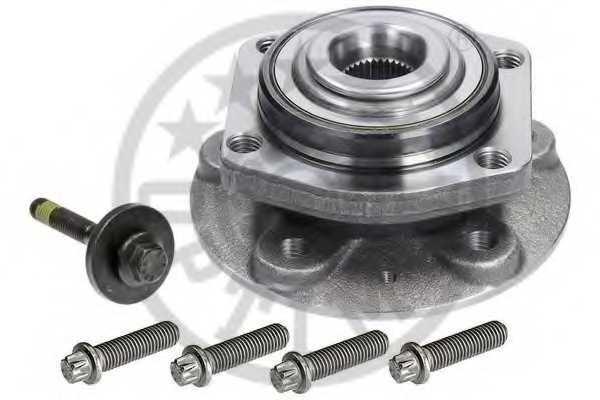 Комплект подшипника ступицы колеса OPTIMAL 891869 - изображение