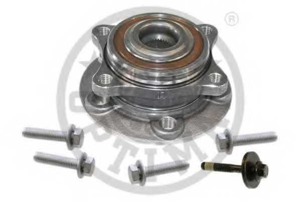Комплект подшипника ступицы колеса OPTIMAL 891878 - изображение
