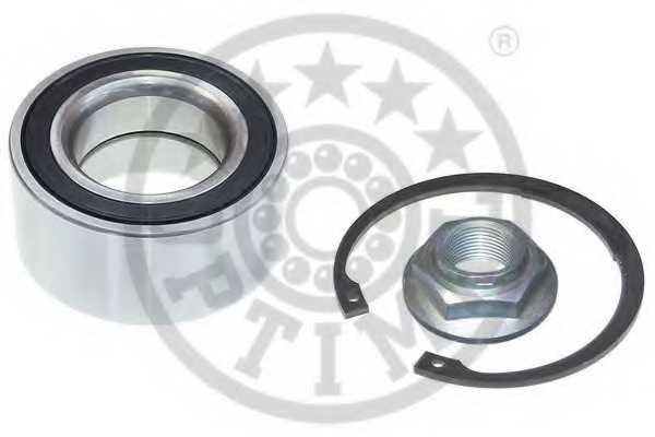 Комплект подшипника ступицы колеса OPTIMAL 892468 - изображение