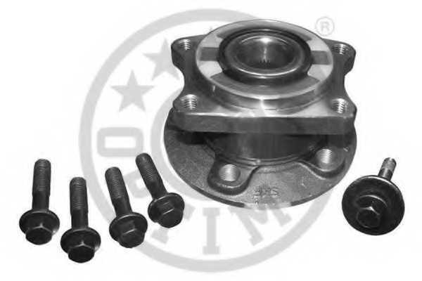 Комплект подшипника ступицы колеса OPTIMAL 892587 - изображение