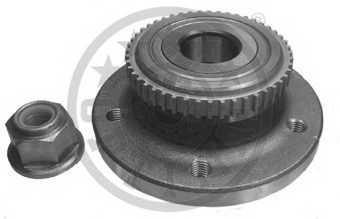 Комплект подшипника ступицы колеса OPTIMAL 892735 - изображение