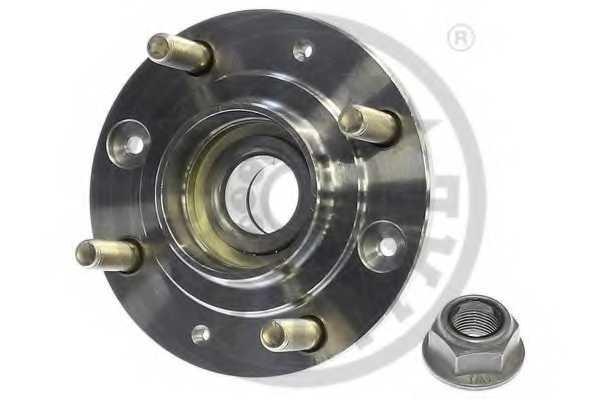 Комплект подшипника ступицы колеса OPTIMAL 892843 - изображение 1