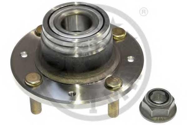 Комплект подшипника ступицы колеса OPTIMAL 892843 - изображение