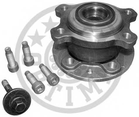 Комплект подшипника ступицы колеса OPTIMAL 892892 - изображение