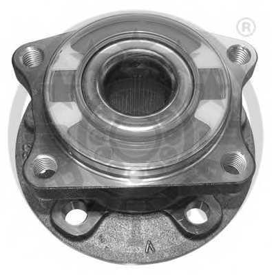 Комплект подшипника ступицы колеса OPTIMAL 892929 - изображение