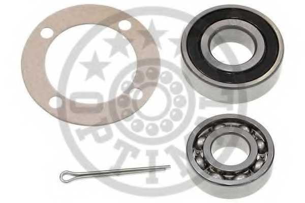 Комплект подшипника ступицы колеса OPTIMAL 902459 - изображение