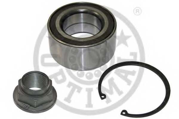 Комплект подшипника ступицы колеса OPTIMAL 911009 - изображение