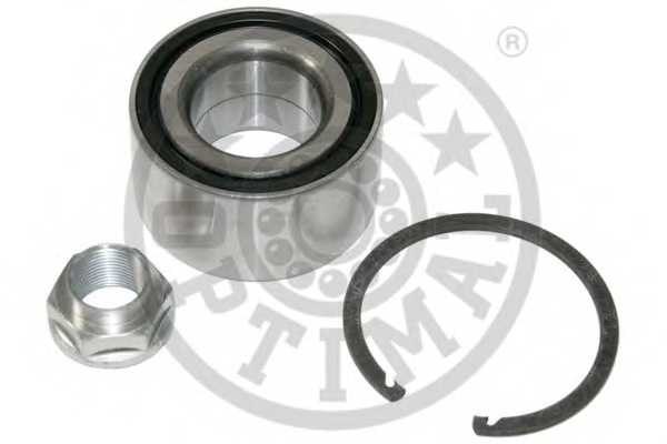 Комплект подшипника ступицы колеса OPTIMAL 911103 - изображение