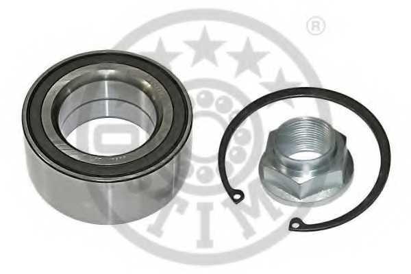 Комплект подшипника ступицы колеса OPTIMAL 911301 - изображение