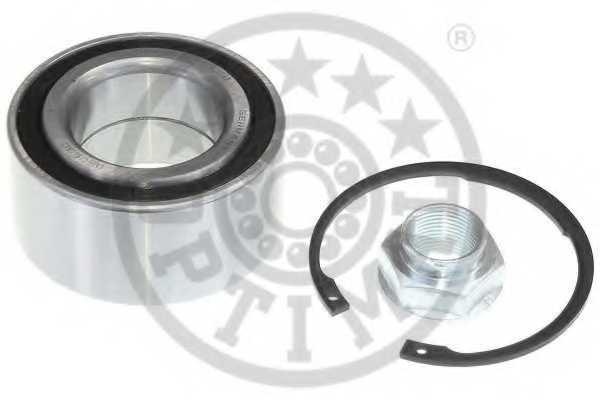 Комплект подшипника ступицы колеса OPTIMAL 911383 - изображение