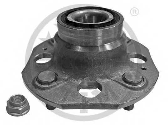 Комплект подшипника ступицы колеса OPTIMAL 911387 - изображение