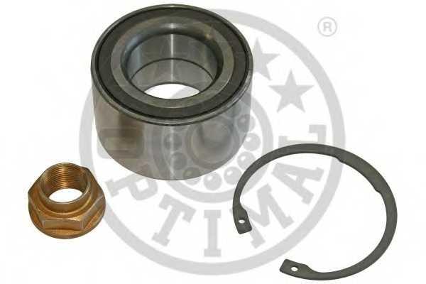 Комплект подшипника ступицы колеса OPTIMAL 911643 - изображение
