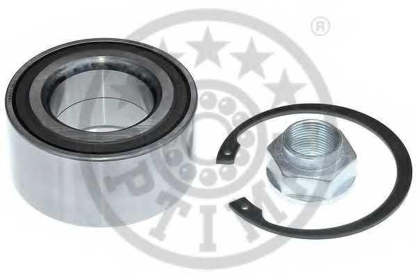 Комплект подшипника ступицы колеса OPTIMAL 911647 - изображение