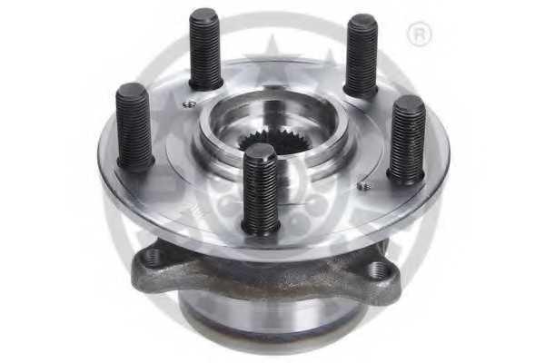Комплект подшипника ступицы колеса OPTIMAL 911751 - изображение 1