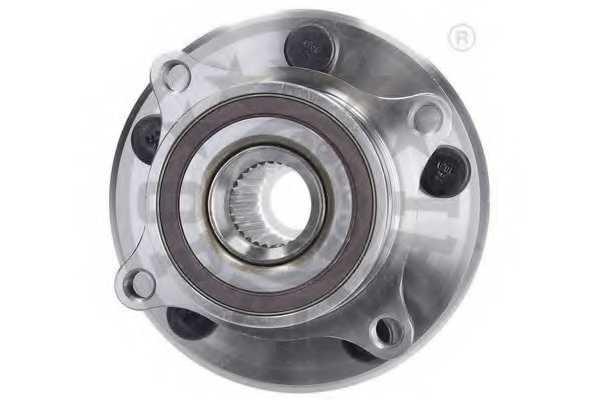 Комплект подшипника ступицы колеса OPTIMAL 911751 - изображение 2
