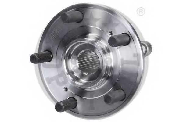 Комплект подшипника ступицы колеса OPTIMAL 911751 - изображение 3