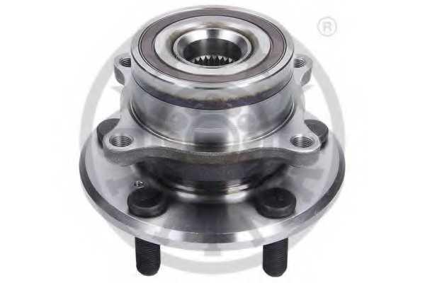 Комплект подшипника ступицы колеса OPTIMAL 911751 - изображение