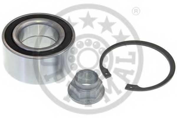 Комплект подшипника ступицы колеса OPTIMAL 911802 - изображение