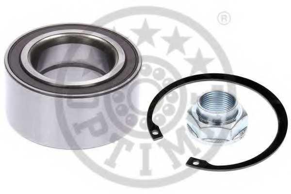 Комплект подшипника ступицы колеса OPTIMAL 911831 - изображение