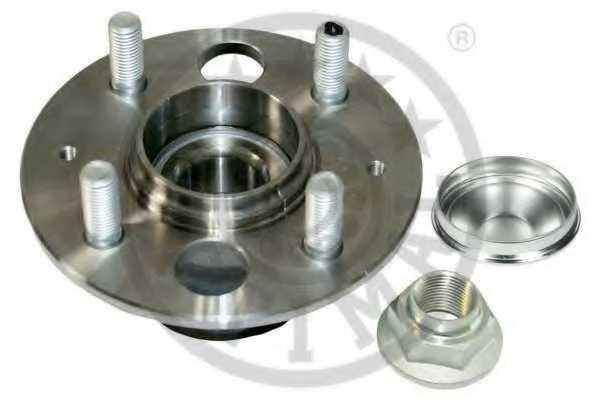 Комплект подшипника ступицы колеса OPTIMAL 912122 - изображение 1