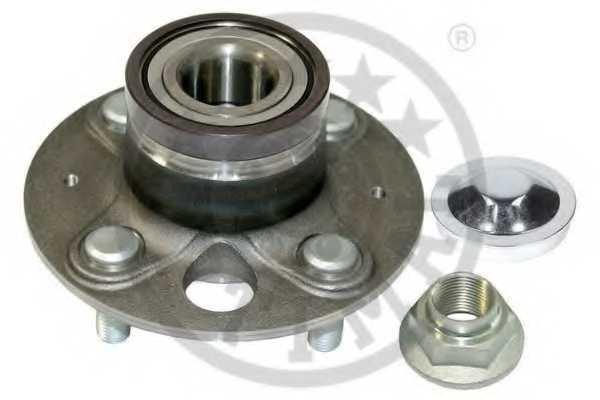 Комплект подшипника ступицы колеса OPTIMAL 912122 - изображение
