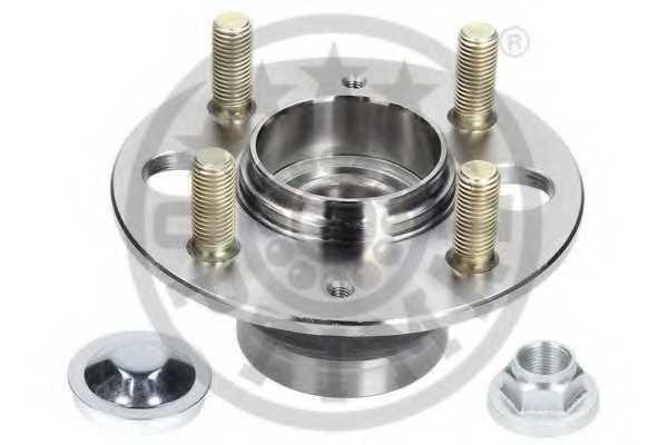 Комплект подшипника ступицы колеса OPTIMAL 912124 - изображение 1
