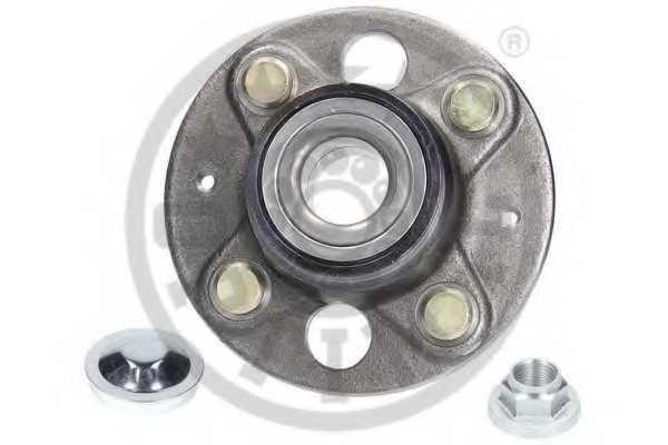 Комплект подшипника ступицы колеса OPTIMAL 912124 - изображение 2