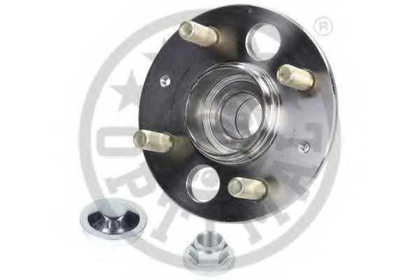 Комплект подшипника ступицы колеса OPTIMAL 912124 - изображение 3