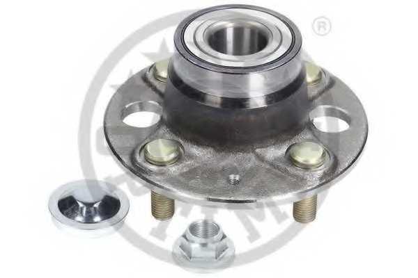 Комплект подшипника ступицы колеса OPTIMAL 912124 - изображение