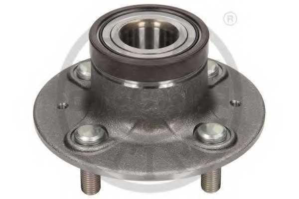 Комплект подшипника ступицы колеса OPTIMAL 912128 - изображение