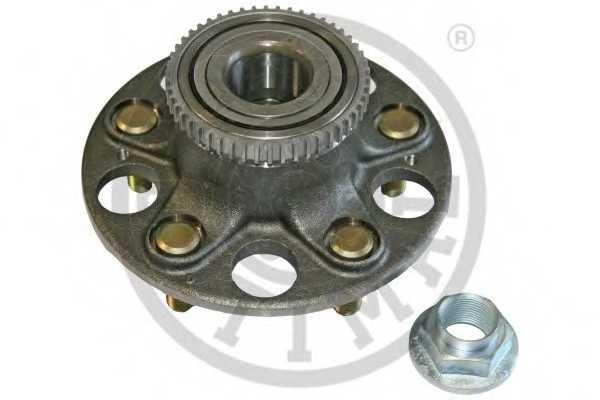Комплект подшипника ступицы колеса OPTIMAL 912246 - изображение