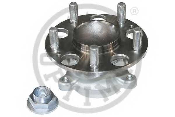 Комплект подшипника ступицы колеса OPTIMAL 912358 - изображение 1