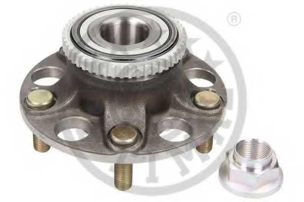 Комплект подшипника ступицы колеса OPTIMAL 912359 - изображение