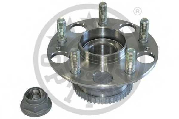 Комплект подшипника ступицы колеса OPTIMAL 912412 - изображение 1