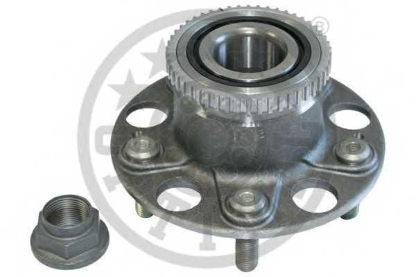 Комплект подшипника ступицы колеса OPTIMAL 912412 - изображение