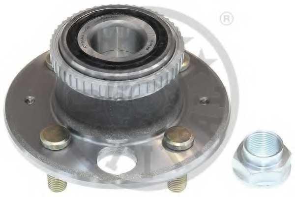 Комплект подшипника ступицы колеса OPTIMAL 912423 - изображение