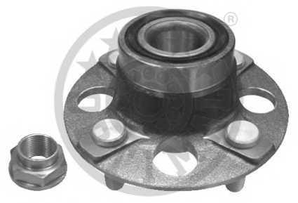 Комплект подшипника ступицы колеса OPTIMAL 912530 - изображение