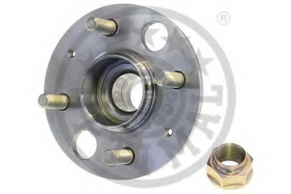 Комплект подшипника ступицы колеса OPTIMAL 912532 - изображение 1