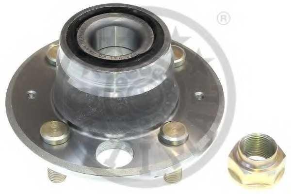 Комплект подшипника ступицы колеса OPTIMAL 912532 - изображение