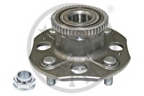 Комплект подшипника ступицы колеса OPTIMAL 912603 - изображение
