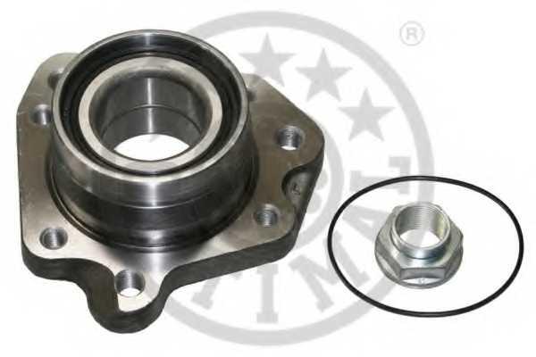 Комплект подшипника ступицы колеса OPTIMAL 912664 - изображение