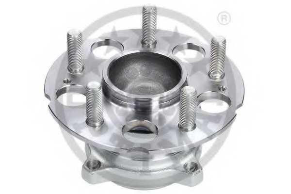 Комплект подшипника ступицы колеса OPTIMAL 912724 - изображение 1