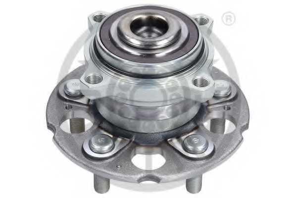 Комплект подшипника ступицы колеса OPTIMAL 912724 - изображение